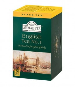 Ahmad English Tea No.1 herbata 20 torebek