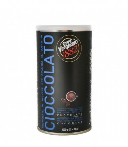 Vergnano Cioccolata 1kg - Czekolada do picia