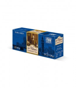 Sir Williams London Earl Grey 25 saszetek
