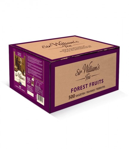 Sir Williams Tea Forest Fruits Herbata 500 saszetek