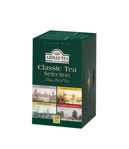 Ahmad Classic Tea Selection herbata 20 torebek