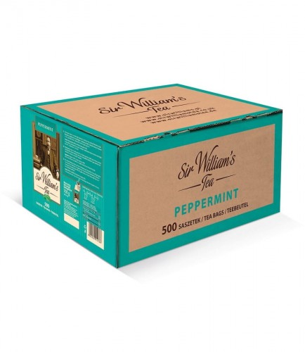 Sir Williams Tea Peppermint Herbata 500 saszetek