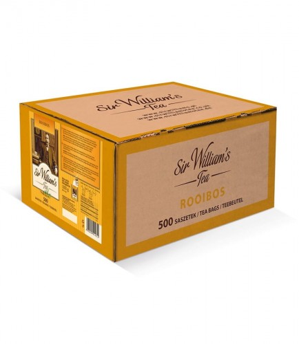Sir Williams Tea Rooibos Herbata 500 saszetek