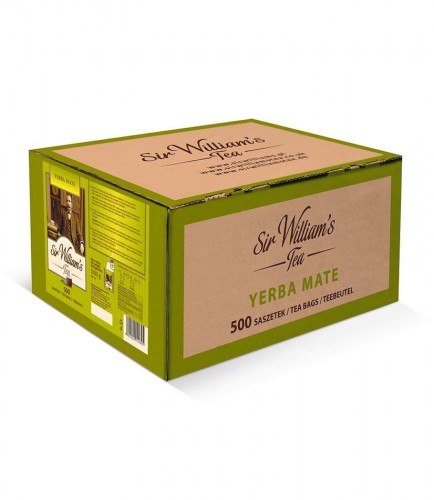 Sir Williams Tea Yerba Mate Herbata 500 saszetek