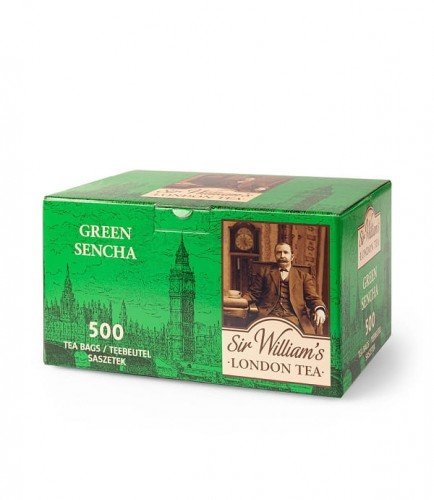 Herbata Sir William's Green Sencha 500 Szt.