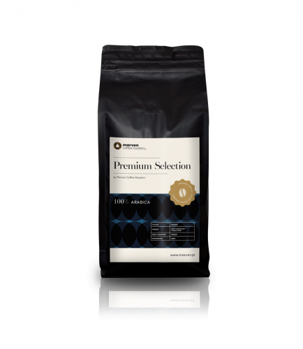 Premium Selection 100% Arabica Kawa ziarnista 1kg