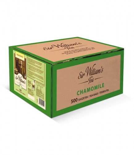 Sir Williams Tea Chamomile Herbata 500 saszetek