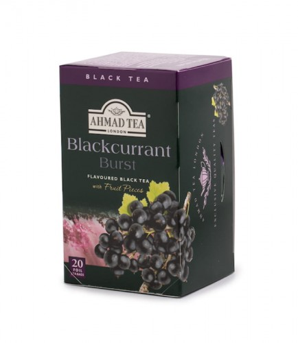 Ahmad Black Currant Tea 20 torebek